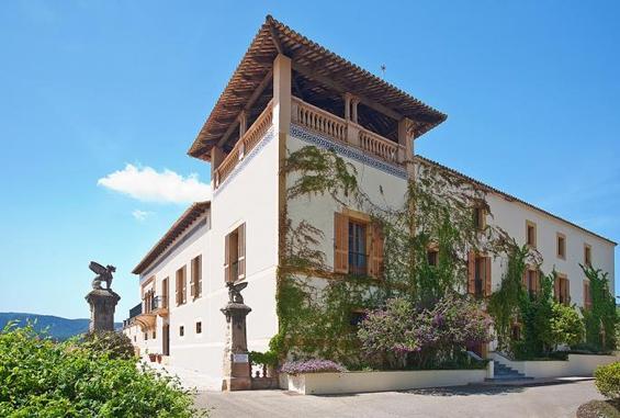 Casa  Arabella park. Propiedad palma de mallorca: casa señorial del s. xiv con vistas