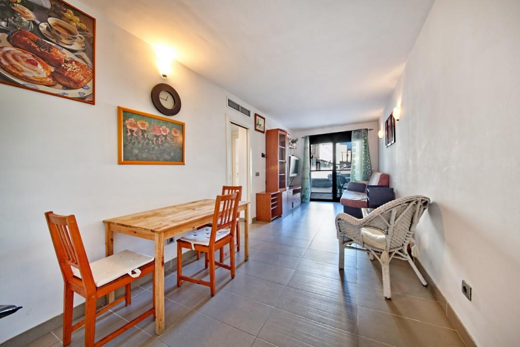 Alquiler Piso  Sant agustí. Apartamento en san agustín, palma, con vistas al entorno