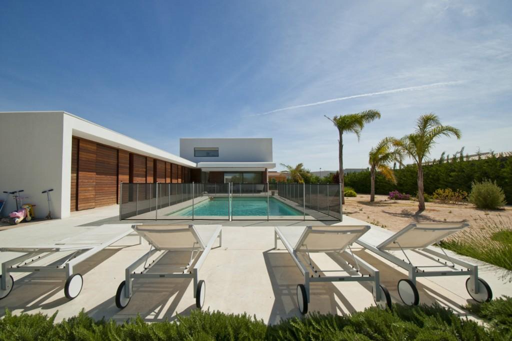 Casa en Es Garrovers. Villa de diseño en marratxí en mallorca
