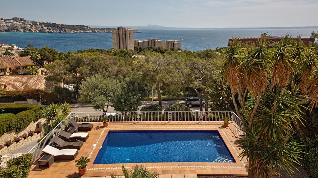 Rent Flat  Cas català. Excelente apartamento con vistas al mar en alquiler en cas catal