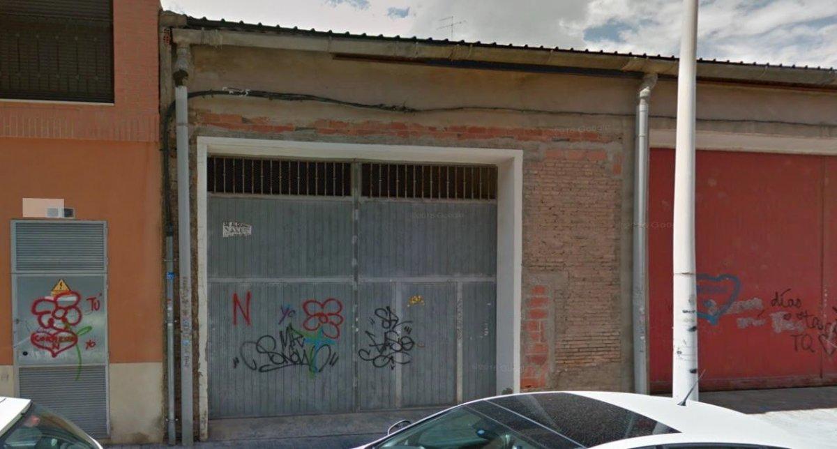 Affitto Capannone industriale  Alboraya ,paseo aragón. Alquiler de nave industrial zona paseo aragó