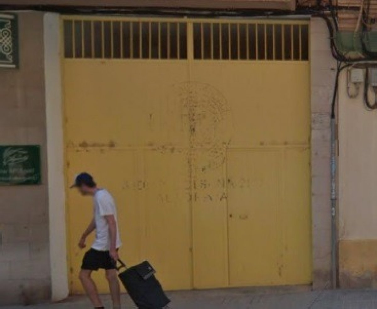 Lloguer Nau industrial  Alboraya ,metro alboraia peris aragó. Alquiler de nave industrial divino maestro