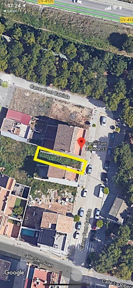 Solar urbà en Alfafar. Doselles real estate vende solar en masanassa