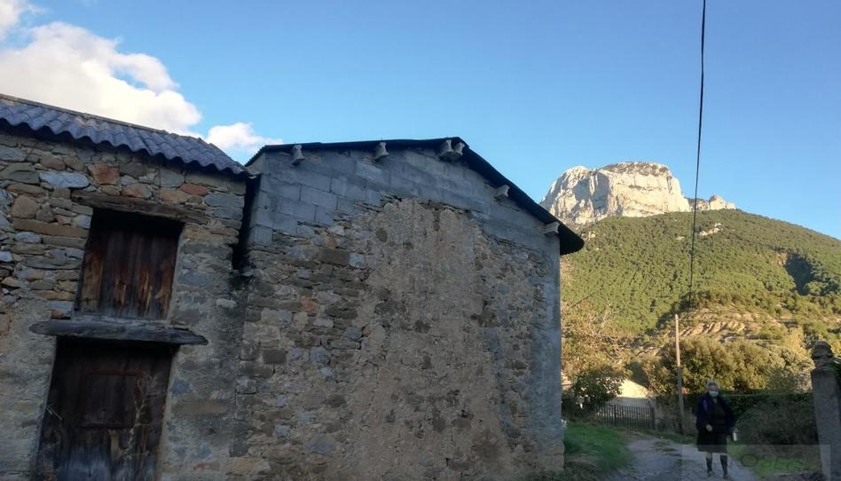 Foto 1 de Urbanizable en venta en Laspuña, Huesca