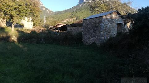 Foto 2 de Urbanizable en venta en Laspuña, Huesca