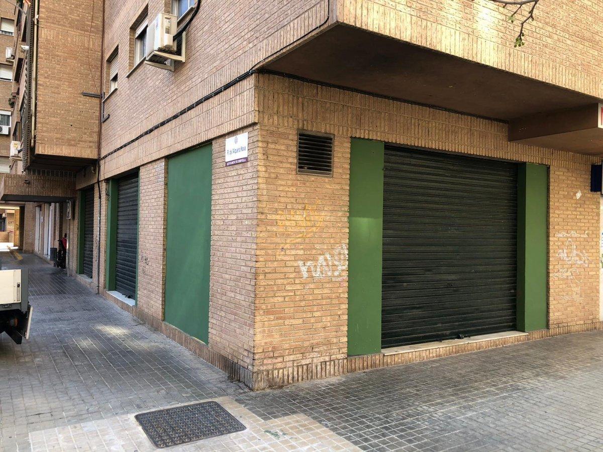 Lloguer Local Comercial  Xirivella ,barrio de la luz. Local en barrio de la luz