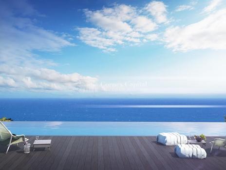 Obra nueva en barcelona piscina