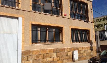 Nave industrial de alquiler en Carrer Ratlla del Bubo, Crevillent