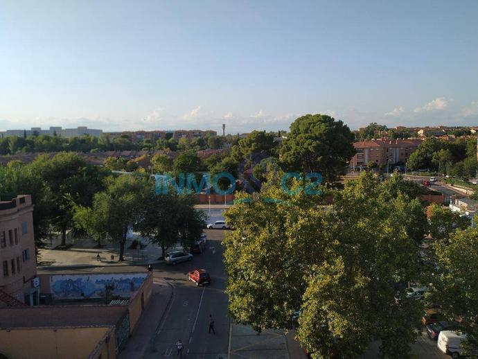 Foto 3 de Ático en Estación - Parque O'Donnell