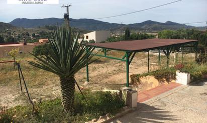 Finca rústica de alquiler en Hondón de las Nieves / El Fondó de les Neus