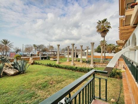 Pisos de alquiler con terraza en Vinaròs