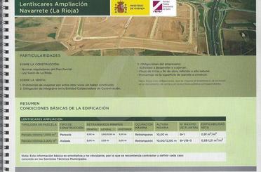 Terreno en venta en Navarrete