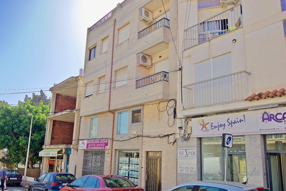 Affitto Appartamento  Alcoceber ,centro. Apartamento en el centro de alcossebre