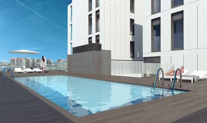 Viviendas en venta con piscina en L'Hospitalet de Llobregat