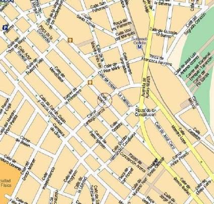 Terrain urbain  Calle colón, 34. Terreno en venta en calle colón, 34, burjassot