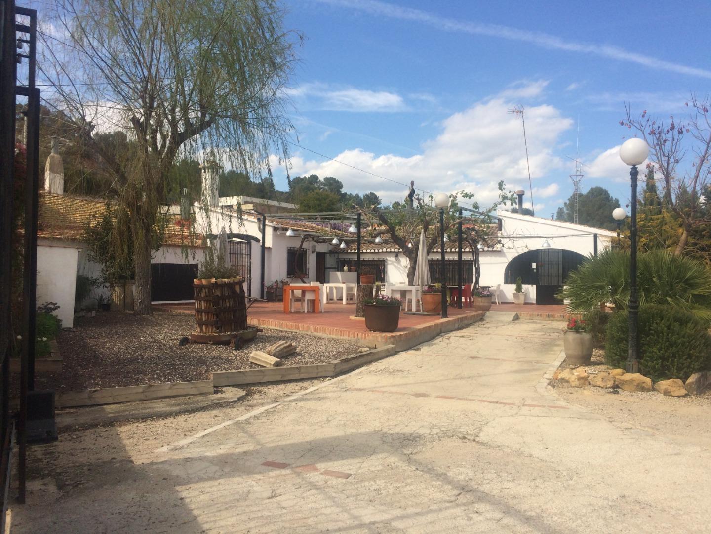Casa  Cv-619. Casa rural en venta en polígono 2 parcela 25, rugat