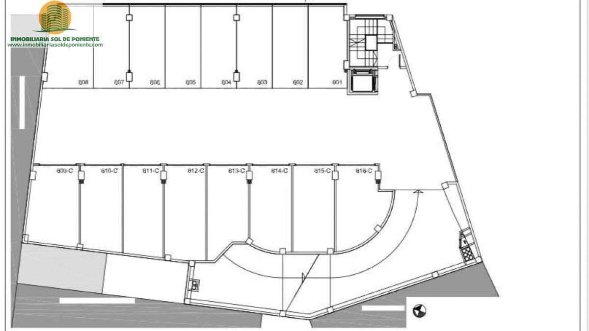 Aparcament cotxe  Benidorm - centro urbano. Garajes y trasteros en centro de benidorm desde 21.000€ mas iva!