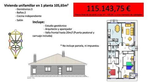 Foto 2 de Urbanizable en venta en Talamanca de Jarama, Madrid