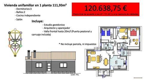 Foto 3 de Urbanizable en venta en Talamanca de Jarama, Madrid