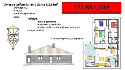Foto 4 de Urbanizable en venta en Talamanca de Jarama, Madrid