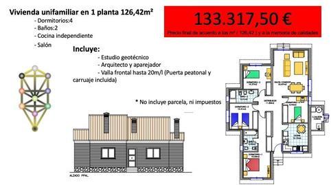 Foto 5 de Urbanizable en venta en Talamanca de Jarama, Madrid
