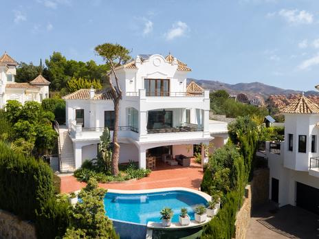 Chalets for holiday rental at España
