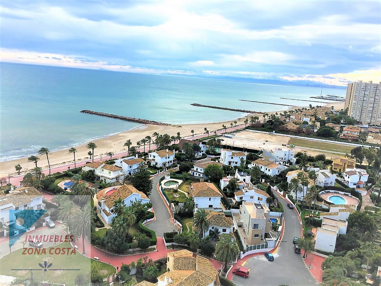 Appartement  Puig - playa del puig. Apartamento playa del puig con vistas al mar en complejo primera
