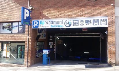 Garaje de alquiler en Carrer Torrent de la Bomba, 48, Centre - Estació