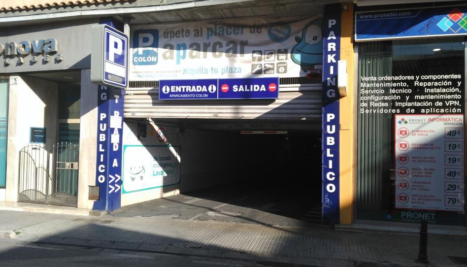 Foto 1 de Garaje de alquiler en Calle Alzira, 26 Centro ciudad, Valencia