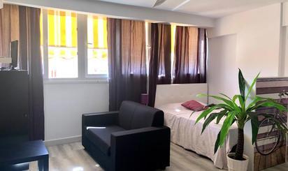 Estudio de alquiler en Málaga Capital