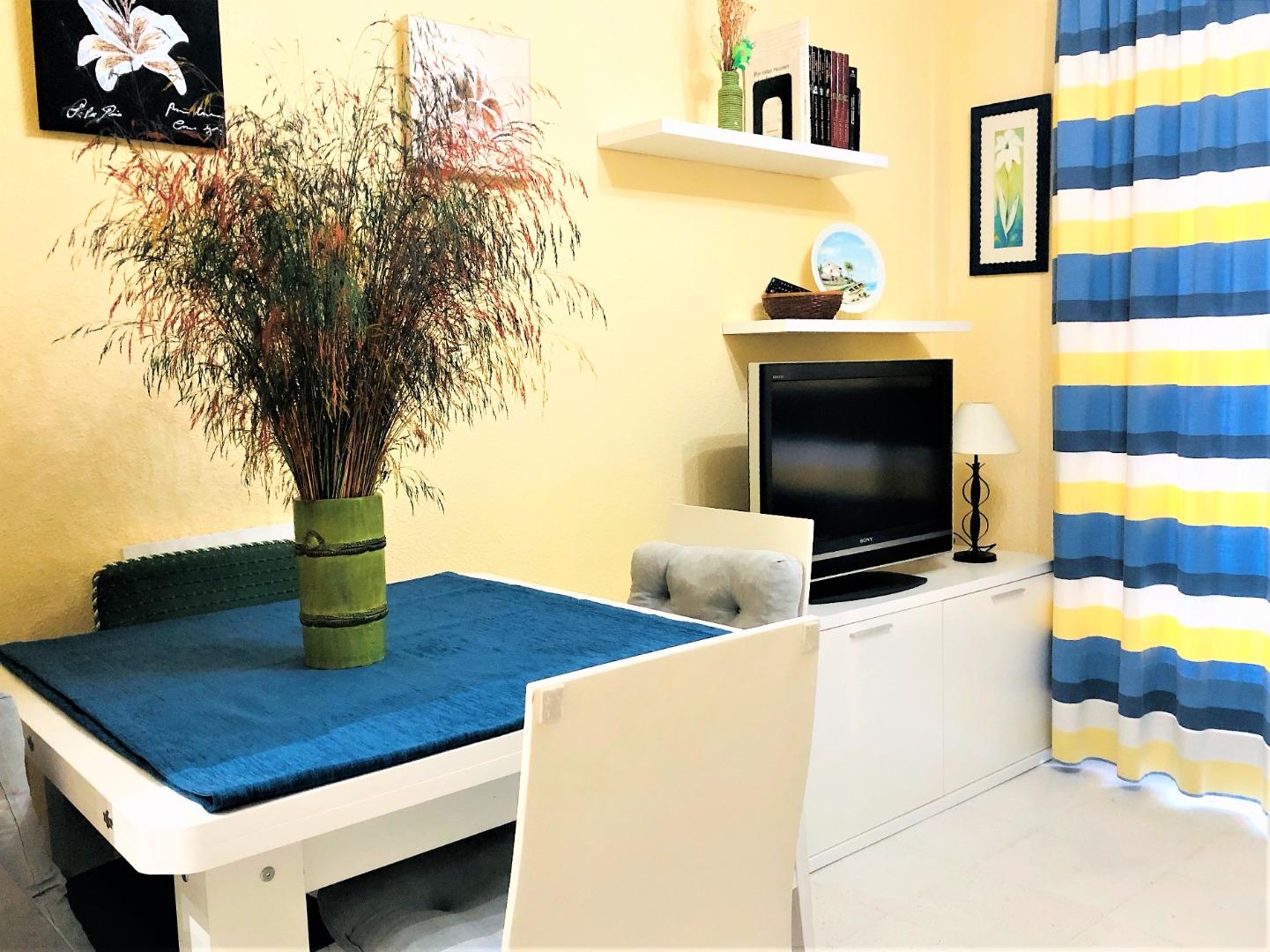 Saisonmiete Etagenwohnung  Calle teruel, 32. Apartamento anclamar a 150m de playa