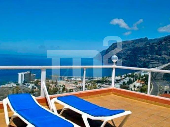 Foto 1 de Piso de alquiler en Jose Gonzalez Forte Acantilados de Los Gigantes, Santa Cruz de Tenerife