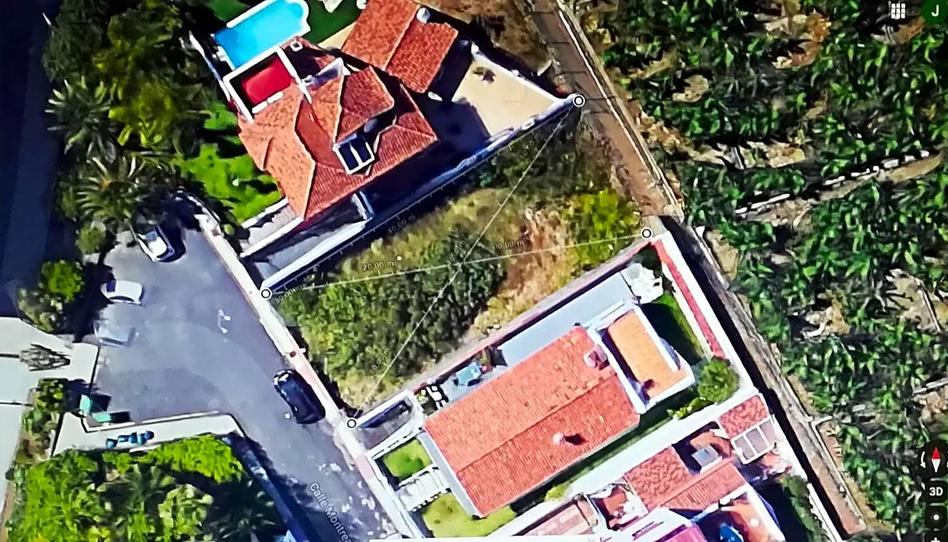 Foto 1 de Urbanizable en venta en Montreal San Antonio - Las Arenas, Santa Cruz de Tenerife