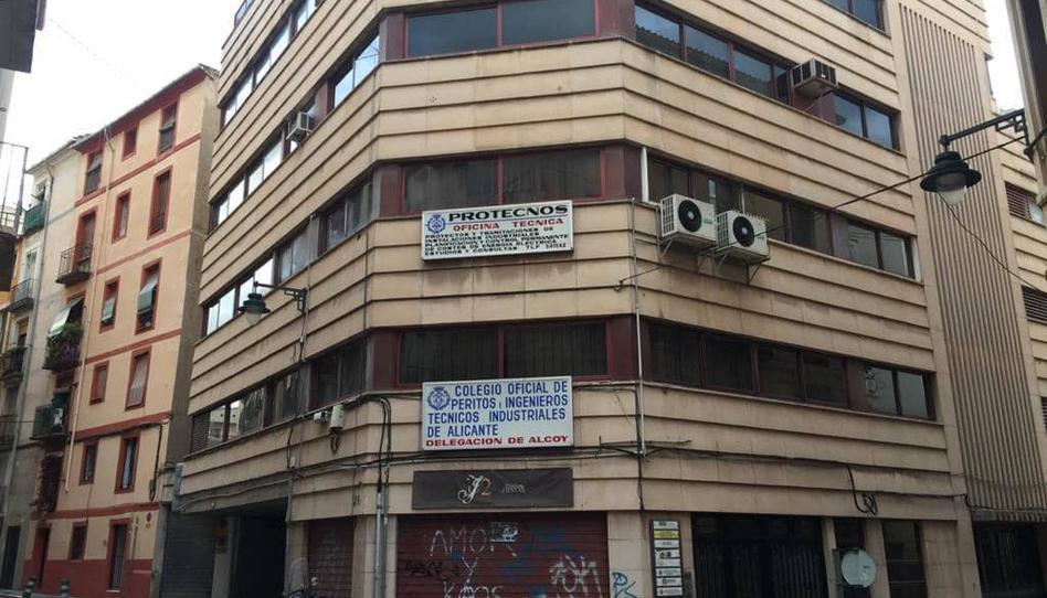Foto 1 de Oficina en venta en Centre - Zona Alta, Alicante