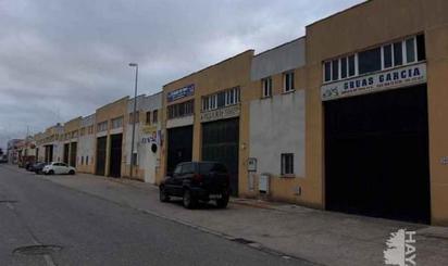 Nave industrial en venta en Villamartín