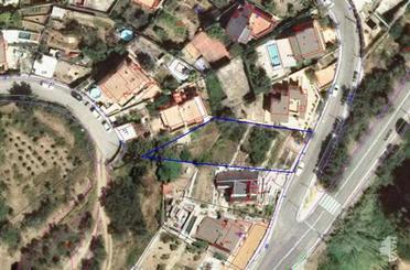 Grundstücke zum verkauf in Santa Coloma de Cervelló