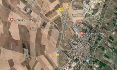 Terrenos en venta en Villanueva de Gállego