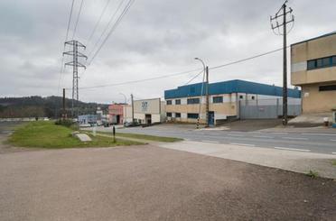 Nave industrial en venta en Bergondo