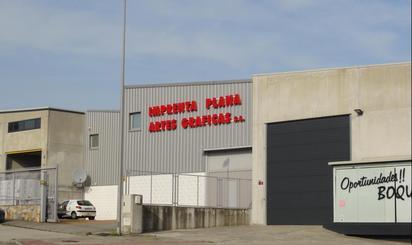 Nave industrial en venta en Boqueixón