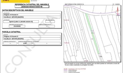Land for sale in Perales del Río