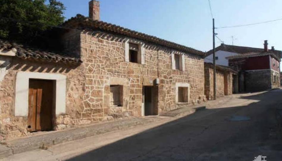 Foto 1 de Casa adosada en venta en Cavia, Burgos