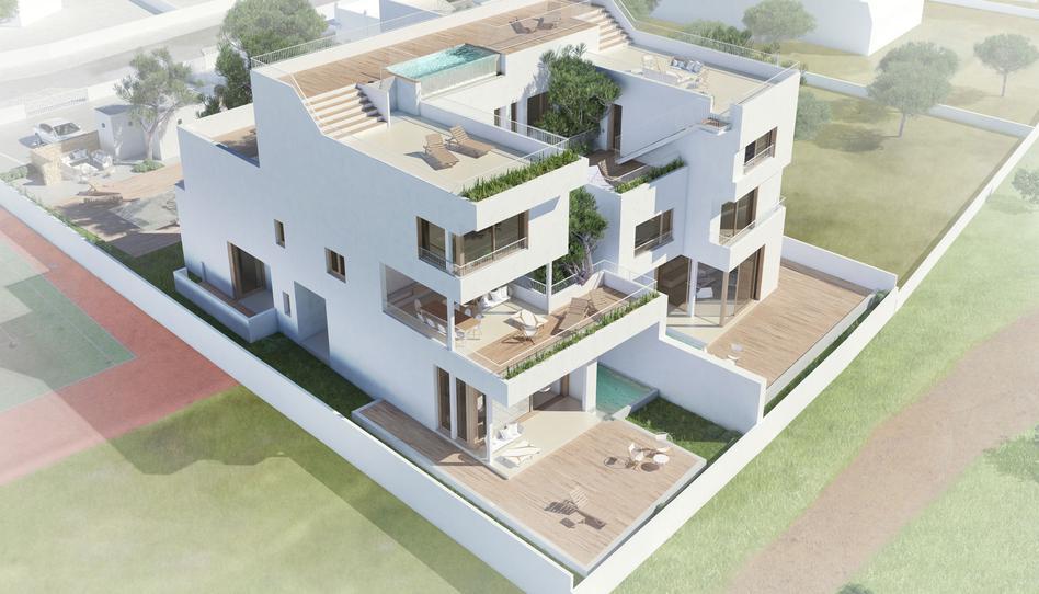 Foto 1 de Casa adosada en venta en Ses Salines, Illes Balears