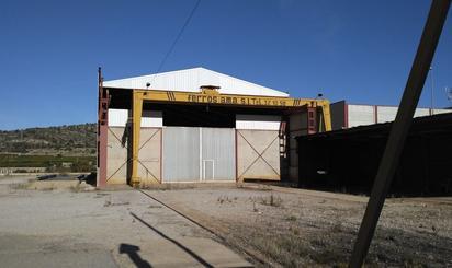 Fabrikhallen zum verkauf in Carretera Castellon-san Mateo, S/n, Borriol