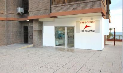 Oficinas de alquiler en Marina Baixa