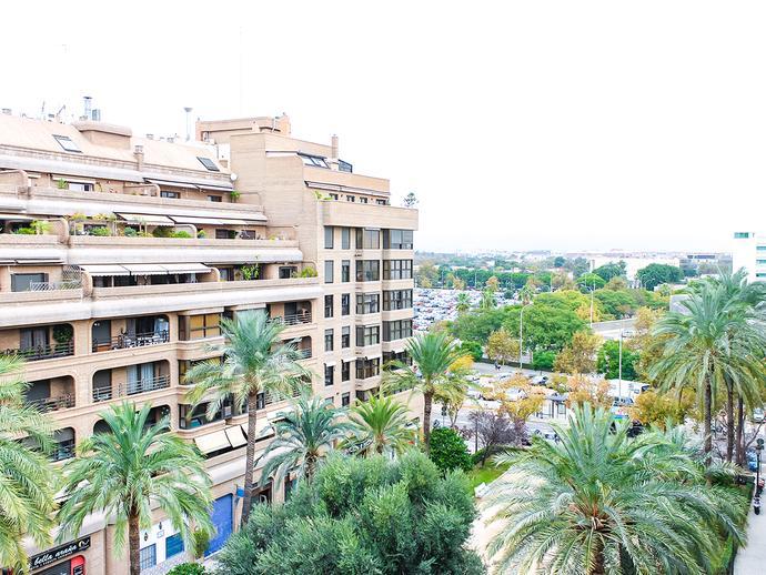 Foto 1 de Apartamento de alquiler en La Carrasca, Valencia