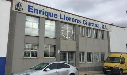 Nave industrial de alquiler en Calle Isla Tabarca, Buñol