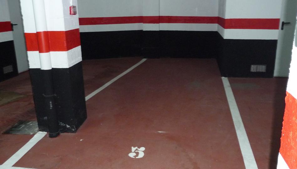 Foto 1 de Garaje en venta en Calle San Roque Azeta - Abatxolo, Bizkaia