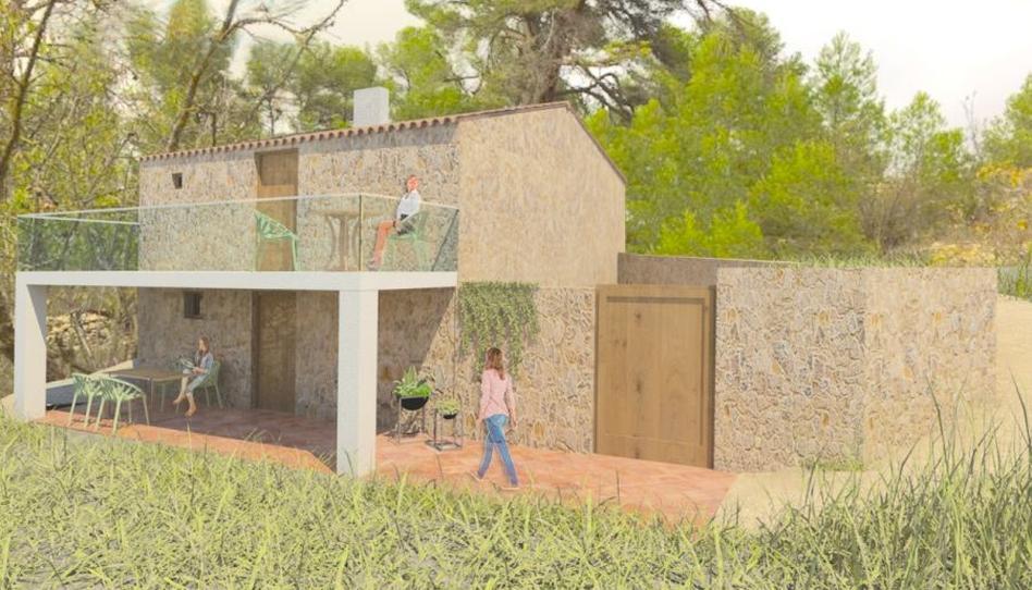 Foto 1 de Finca rústica en venta en Garrachico Torremanzanas / La Torre de les Maçanes, Alicante