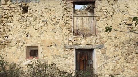 Foto 3 de Finca rústica en venta en Garrachico Torremanzanas / La Torre de les Maçanes, Alicante