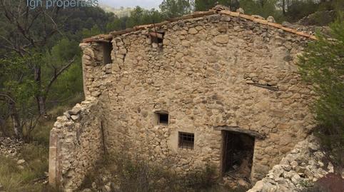 Foto 4 de Finca rústica en venta en Garrachico Torremanzanas / La Torre de les Maçanes, Alicante